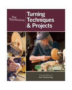 Fine Woodworking Turning Techniques and Projects, Book