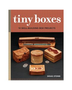 Tiny Boxes, Paperback Book