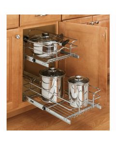 Ideal For Organizing  Pots, Pans, And Other Bulky Items