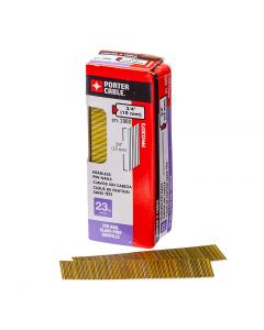 """3/4"""" Porter-Cable Pin Nails 23 Gauge (2000 per Pack)"""