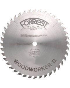 10'' x 40T ATB Forrest Woodworker II General Purpose Blade
