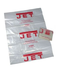 Jet CB-5 20'' Dia. Dust Collection Bags Technical Drawing