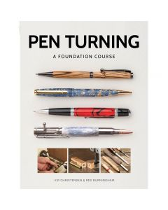 Pen Turning a Foundation Course, Paperback Book