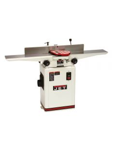 Jet® 6'' Deluxe Jointer w/Quick-Set Knives, Model JJ-6CSDX