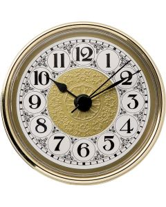 3'' Clock Face, Fancy/Arabic Numerals