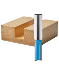 "Rockler Undersized Straight Router Bits - 1/4"" Shank"