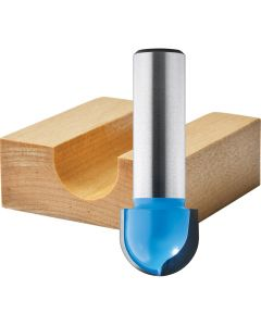 "Rockler Core Box Router Bits - 1/4"" Shank"