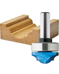 Rockler Classic Fluted Plunge Router Bits