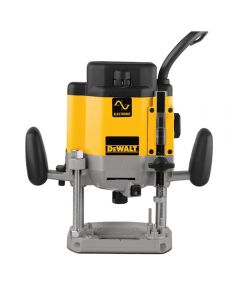 Dewalt DW625 Heavy-Duty 3 HP maximum motor HP EVS Plunge Router