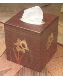 Tissue Box Cover Downloadable Plan
