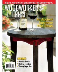 Woodworker's Journal – July/August 2018
