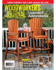 Woodworker's Journal March/April 2018