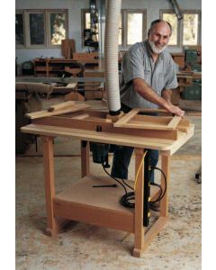 Ultimate Router Table Downloadable Plan