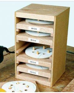 Sandpaper Caddy Downloadable Plan