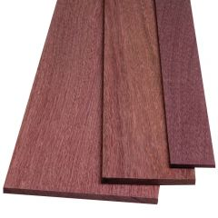 Exotic Lumber At Rockler Padouk Bubinga Purpleheart