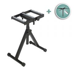 Deals on Rockler Heavy-Duty 3-Row Ball Bearing Stand w/Attachment