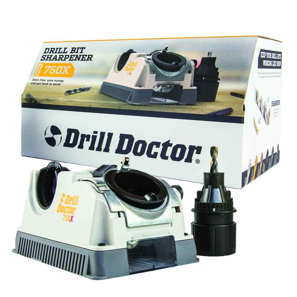 drill doctor 750x drill bit sharpener rockler woodworking and hardware rh rockler com drill doctor classic 750 manual drill doctor classic 750 manual