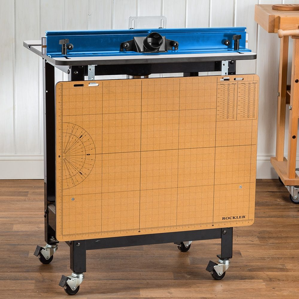 Rockler Router Table Removable Worktop
