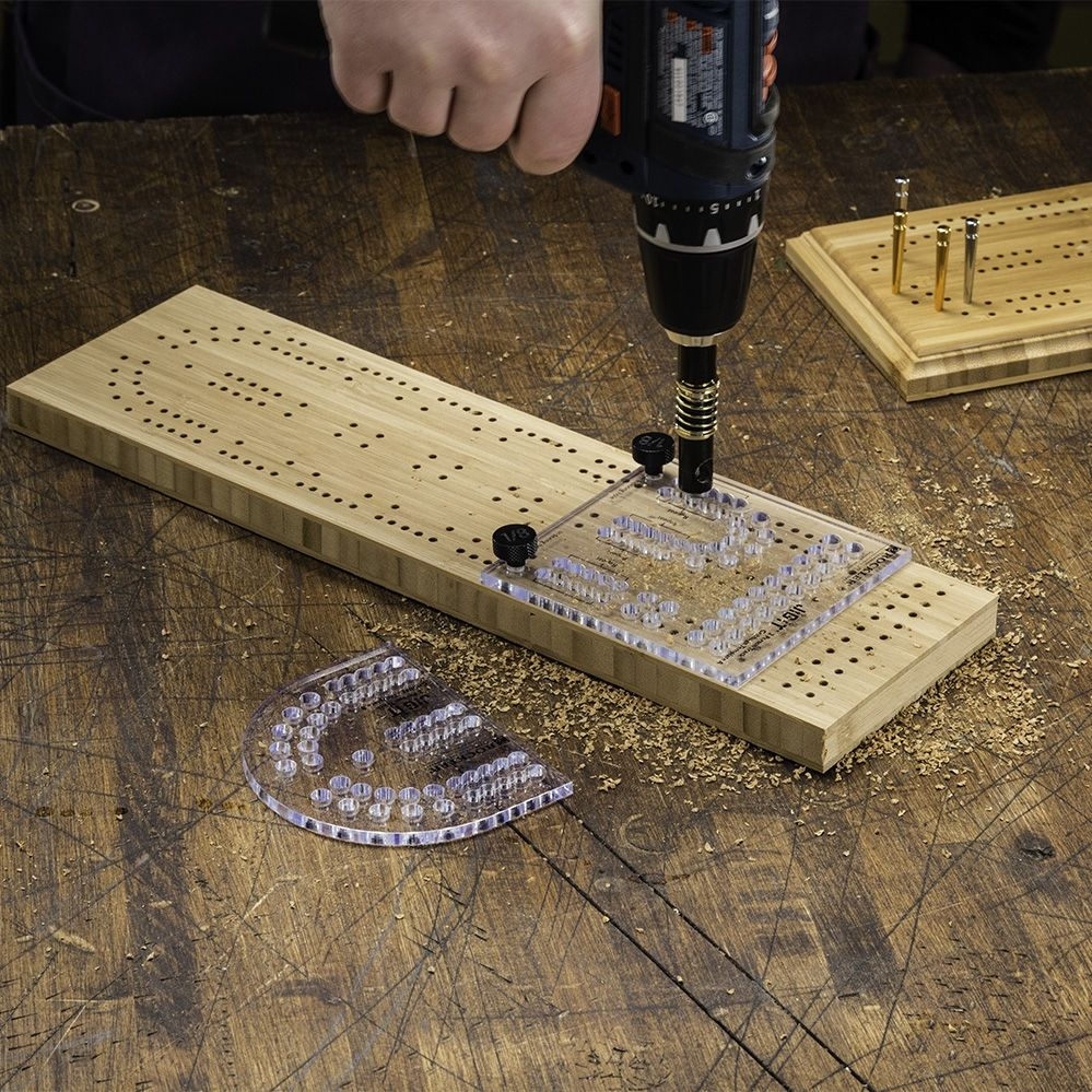 It's just a graphic of Nifty Printable Cribbage Boards