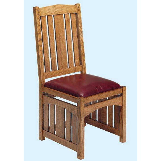Arts U0026 Crafts Dining Room Chairs Downloadable Plan