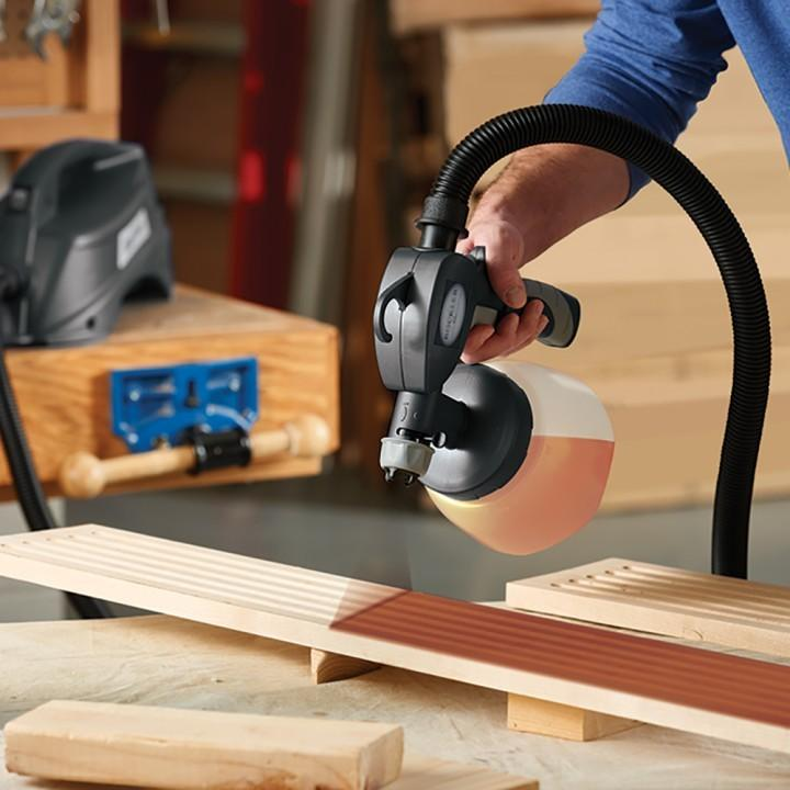 Rockler HVLP Finishing Sprayer