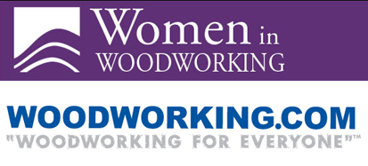 Women in Woodworking and Woodworking.com