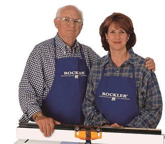 Nordy Rockler and Ann Rockler Jackson