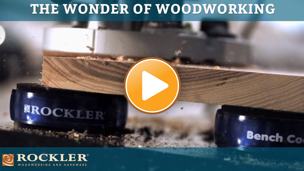 The Wonder of Woodworking
