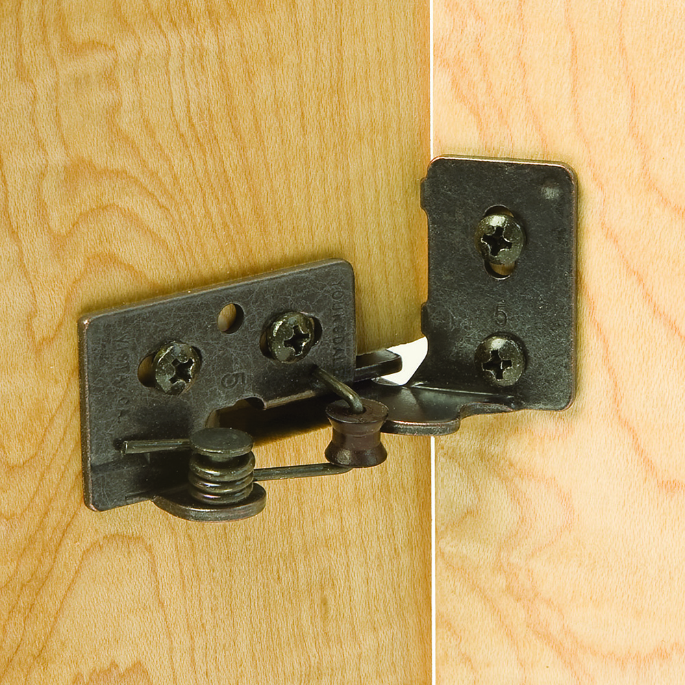 Semi-Concealed Hinges & Cabinet Hinges | Rockler Woodworking and Hardware