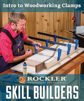 Skill Builders: Choosing the Best Clamp For Your Project