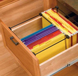 File Cabinet Drawer Slides