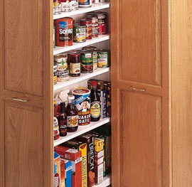 Pantry Door Slides