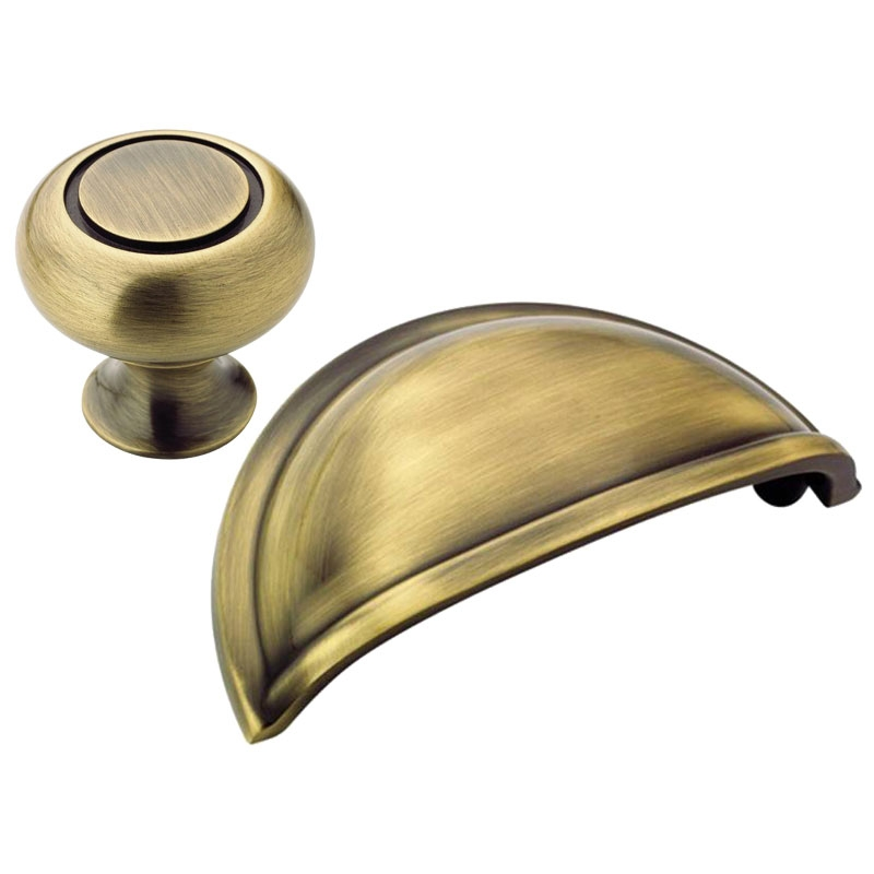 Brass Knobs and Pulls