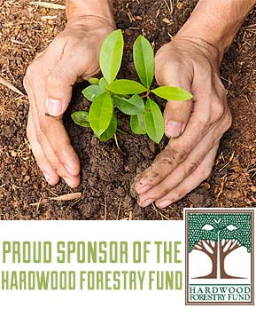 Rockler is a proud sponsor of the Hardwood Forestry Fund