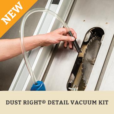 detail vacuum kit