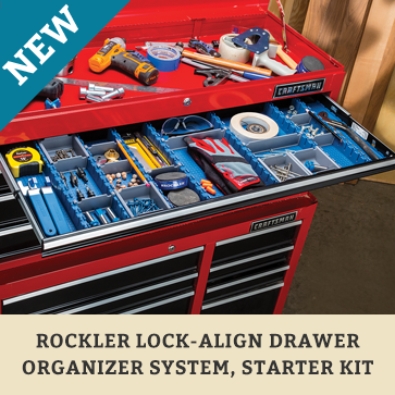 Lock Align Drawer System