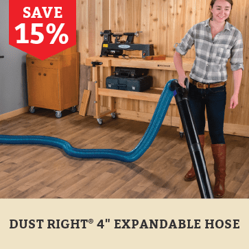 dust right hose