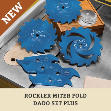 Miter Fold Dado Plus