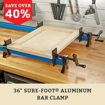 sure foot bar clamps
