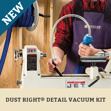 Dust Right Vacuum Kit