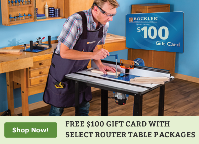 Router Table Offer