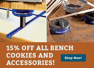 Bench Cookies