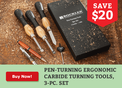pen turning tools