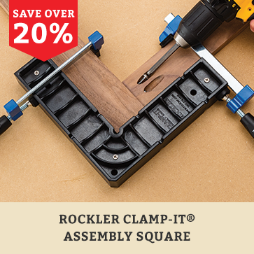 Clamp it assembly square