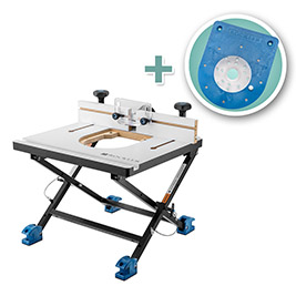 Rockler Convertible Router Table