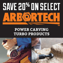 Arbortech Power Carving Tools