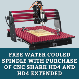 Free Water Cooled Spindle