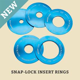 Snap Lock Insert Rings