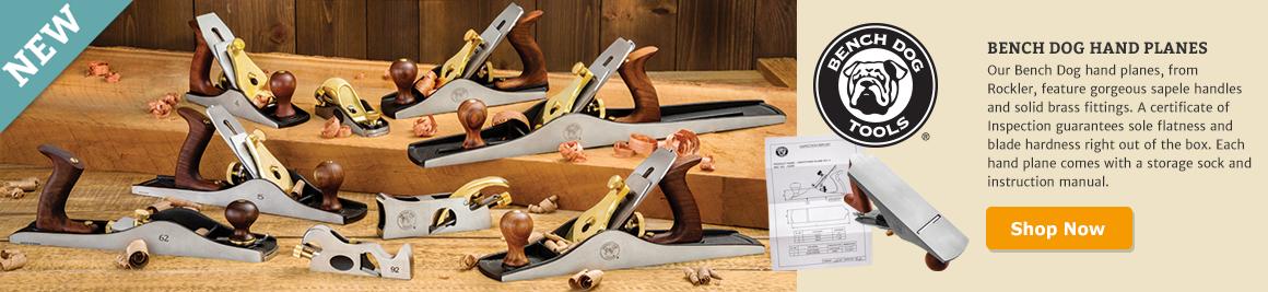 New Bench Dog Hand Planes