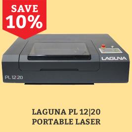 Laguna PL12|20 Portable laser
